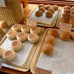 カントリーキッチン木立 - カスタードクリームパンやカレーパン