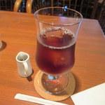 喫茶フィガロ - アイスティ