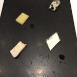 レフェルヴェソンス - 西と東と       〜チーズたち