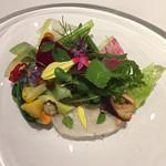 レフェルヴェソンス - 西と東と       〜お野菜たち