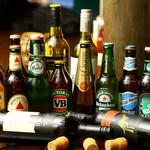 ザ ドランケン ダック - 色々な種類のビール