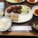 73547856 - 肉だんご定食