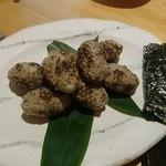 時香忘 - 焼き蕎麦がき 1,080円