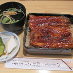 うな亭 - 料理写真:『うな重  \2.400 』