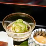 山玄茶 - 蛸の酢の物