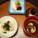 山玄茶 - お食事