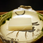 山玄茶 - 白小豆羊羹