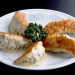 中国料理 慶福楼 - 焼き餃子