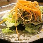7355800 - 精進豆腐麺サラダ