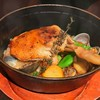 鴨モモ肉のココット焼き