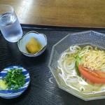 赤瀬うどん - 料理写真:ひやかけ♡涼やな