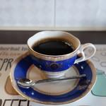 リトル カフェ - ドリンク写真:ホットコーヒー(ベトナムサイゴン)