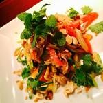 レン - 牛肉のサラダ
