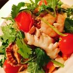 レン - 海鮮ピリ辛サラダ