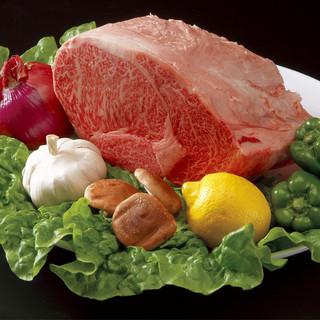 「美味しい」と「満足」を追及した食材の徹底管理