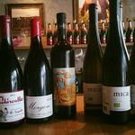 ザ・ワインバー ナカス - 季節のワイン
