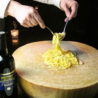 こだわりのチーズ料理