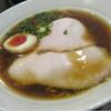 中華そば 無限 - 料理写真:《7周年記念限定》「名古屋コーチン丸鶏100%中華そば」