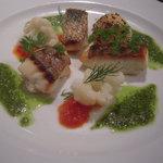 ボナ トリーチェ - 鮮魚のポワレ
