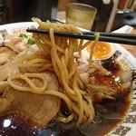 73560930 - 中ストレート麺