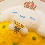 シナモロールカフェ - キャラクター大賞1位バージョン