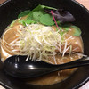 RAMEN TOMIRAI - 料理写真:豚骨魚介らぁめん 730円