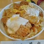 燕楽 - ロースカツ丼