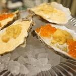 ビステッカ ニク バル プラスサンジュウロク - 牡蠣パラダイス