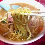 中華珍満 - 麺 2017.7.19