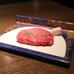 焼肉 大河 - 大河特選和牛フィレ☆