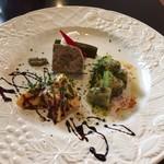 ヒトヨシ - 料理写真:前菜