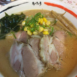 Aji-Q - 味噌チャーシュー