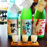 名酒センター - にごり三昧(*≧∀≦*)