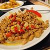 クルア チャオプラヤー - 料理写真:ガパオガイとチューチークンのセット