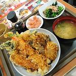 天丼てんや - 料理写真:松茸かき揚げ天丼
