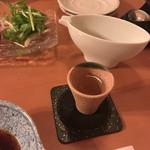 神楽坂 久露葉亭 - 飲む。