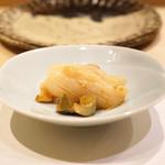 鮨処 有馬 - ☆襟裳のつぶ貝