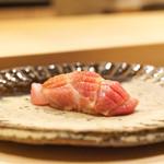 鮨処 有馬 - 料理写真:☆津軽海峡のトロ