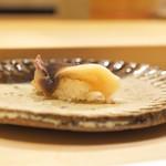 鮨処 有馬 - ☆網走のホッキ貝