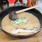 らーめん 信玄 - 小林製麺