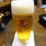ラポーティア - 生ビール