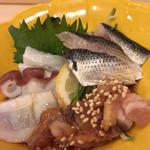 磯丸すし - 海鮮酢の物