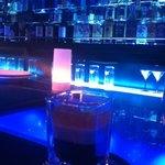 Up's Bar - プースカフェスタイルで。