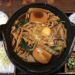 熊本屋 - 味噌煮込みうどん定食