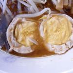 丸福中華そば - 煮玉子