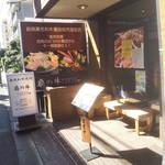 扇の牛TOKYO - 外観