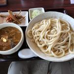 麦の蔵 - カレー汁
