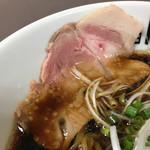 鶏 ソバ カモシ - 低温調理チャーシュー(小田急新宿店「秋の北海道物産展」)