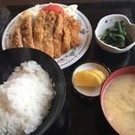 ドライブイン本郷 - 料理写真: