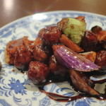 中国料理 伊部 - 黒酢酢豚!美味し!